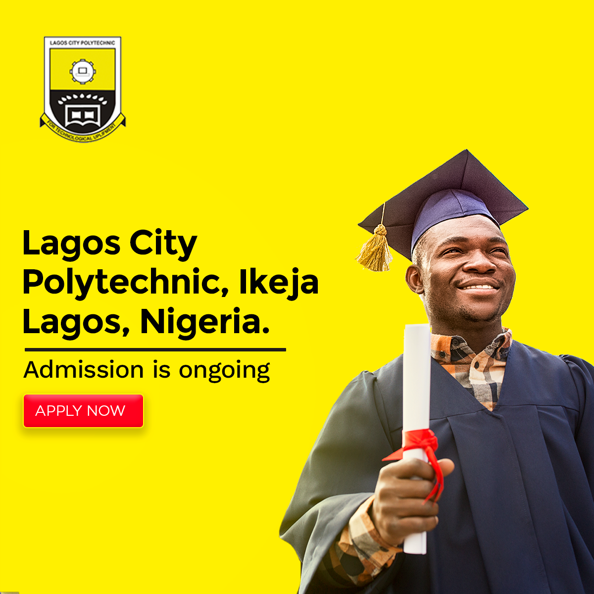 Calls for Application for Admission to the Lagos City Polytechnic